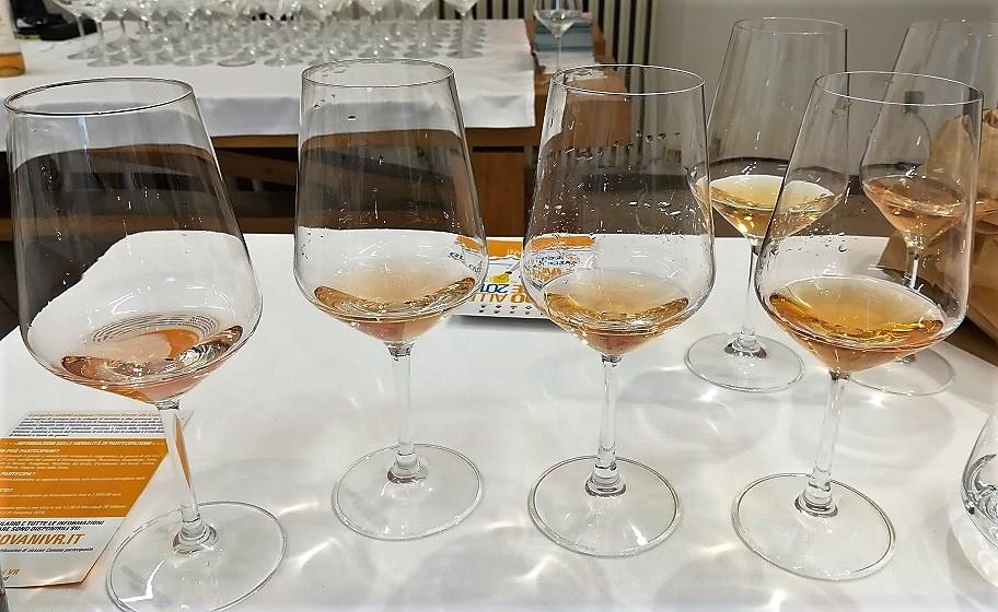 Bardolino Chiaretto - Bicchieri Cavalchina