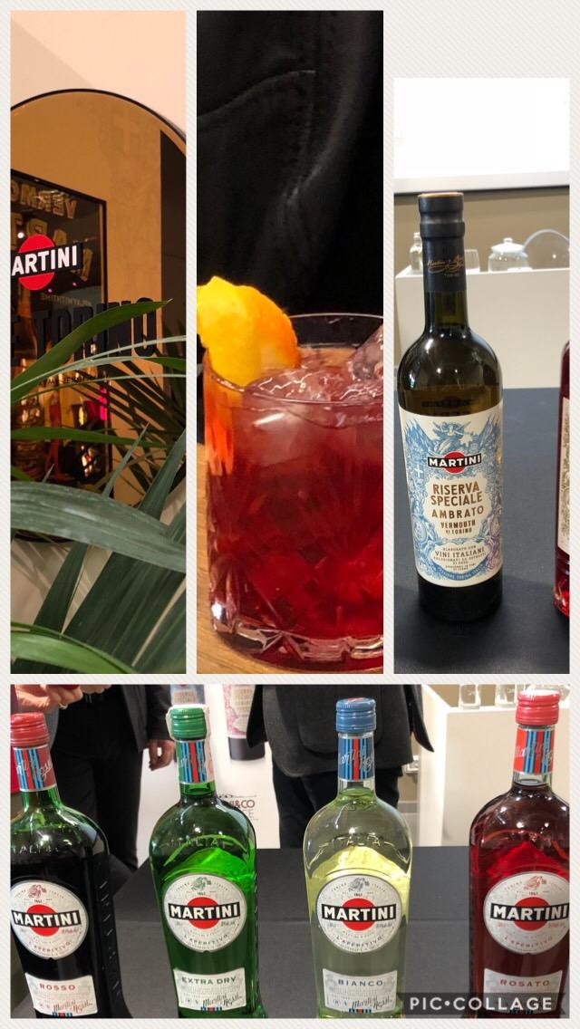 Caffe' Torino e tutto il mondo Martini a Fico Eataly World