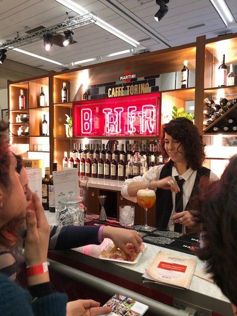 Caffe' Torino presso Fico Eataly World- Festival dell'Aperitivo dal 26 marzo al 1 Aprile