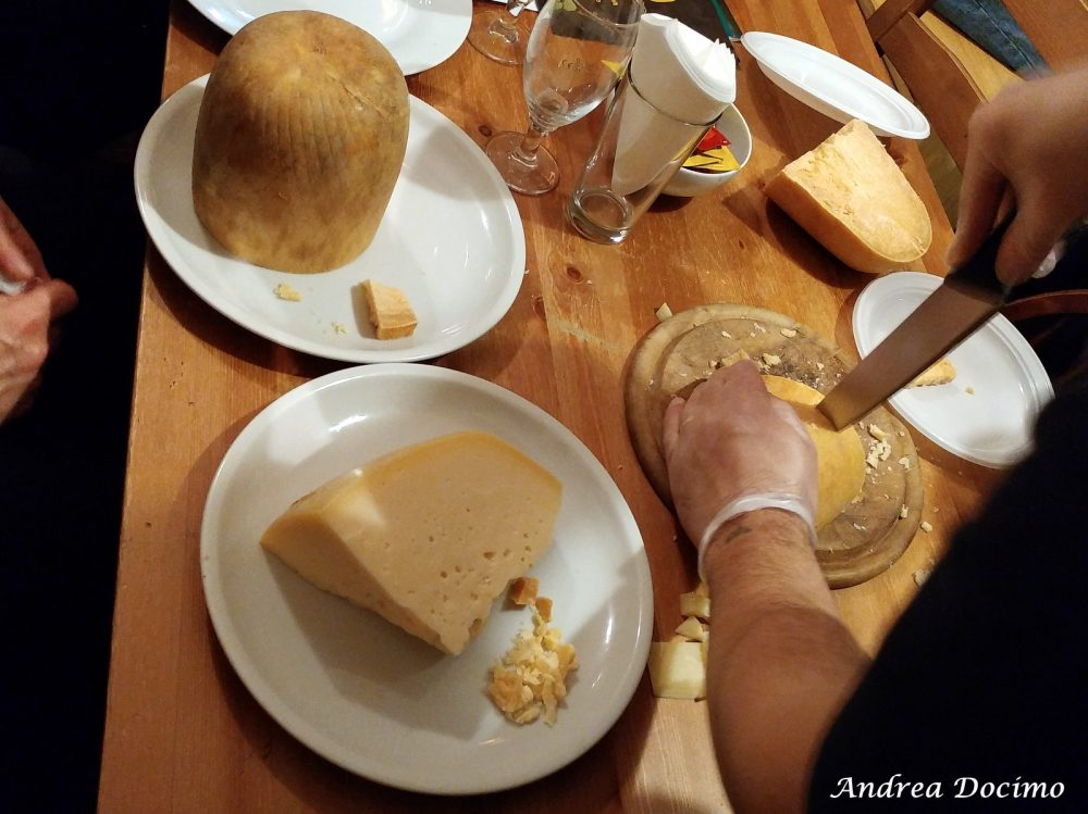 Campania OnTap da Scott Duff a Milano. I formaggi