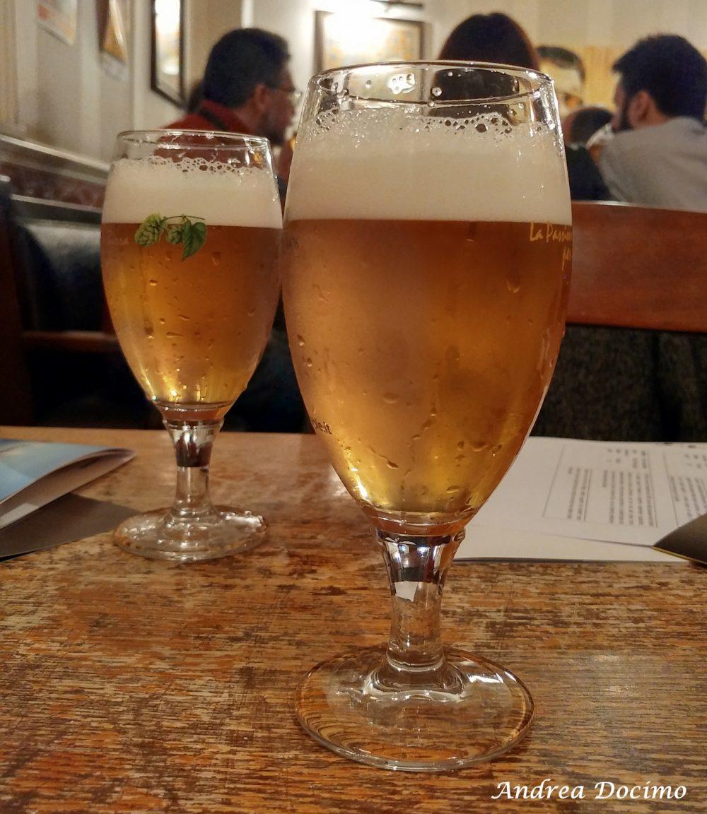 Campania OnTap da Scott Duff a Milano. La Are di Acrobat Beer