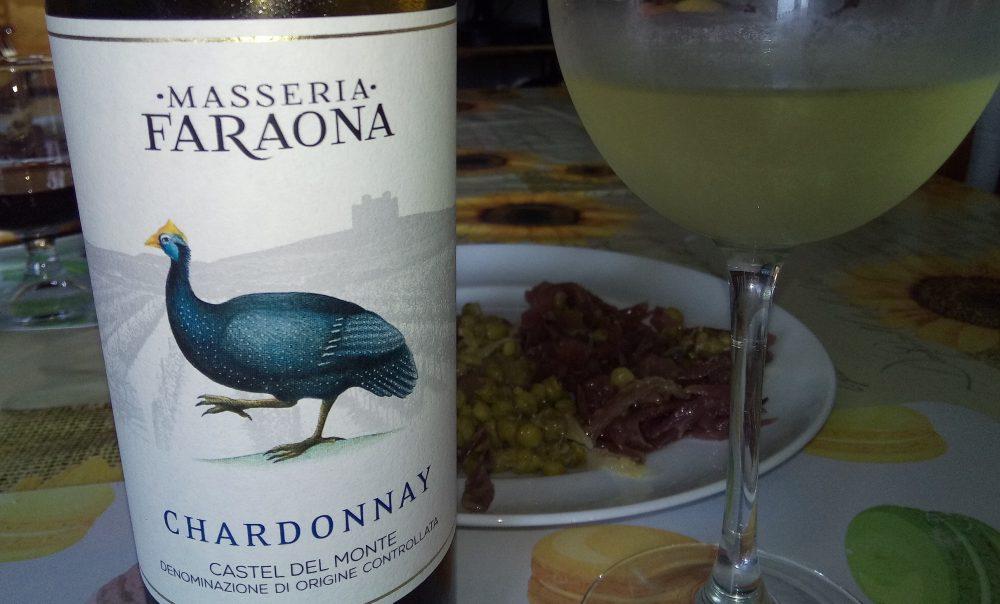 Chardonnay Castel del Monte Doc 2016 Masseria Faraona