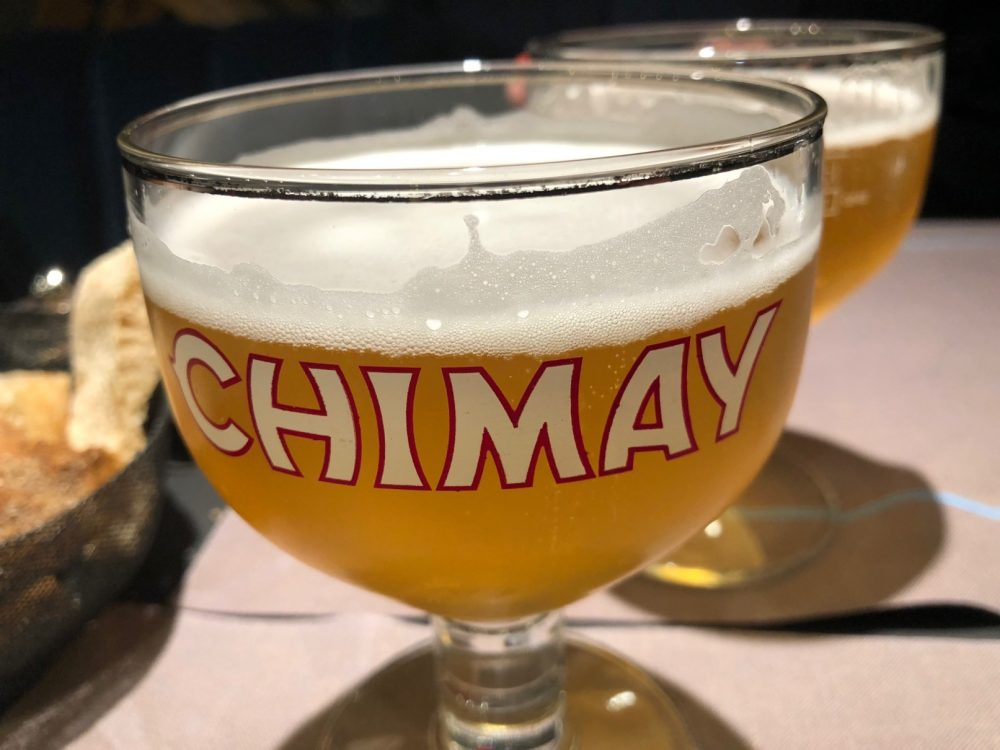 Chimay, il primo...