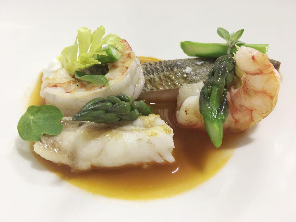 Cristian Torsiello - zuppa di pesce