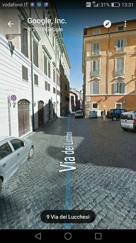 Da Michele a Roma, la strada