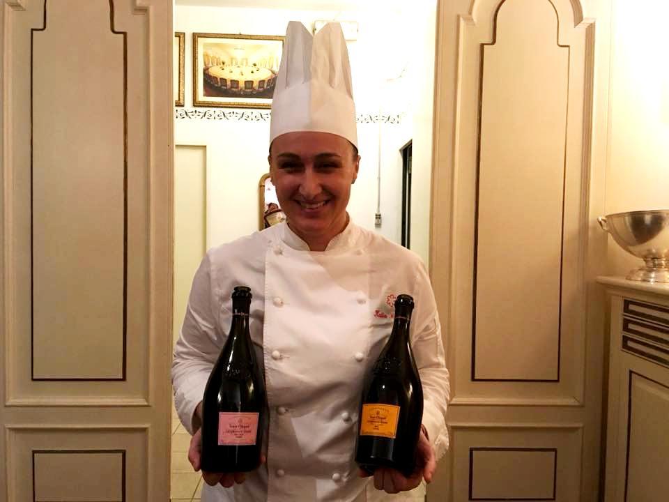 La Chef e Dama Katia Maccari & Le Due Declinazioni Della Grande Dame 2006