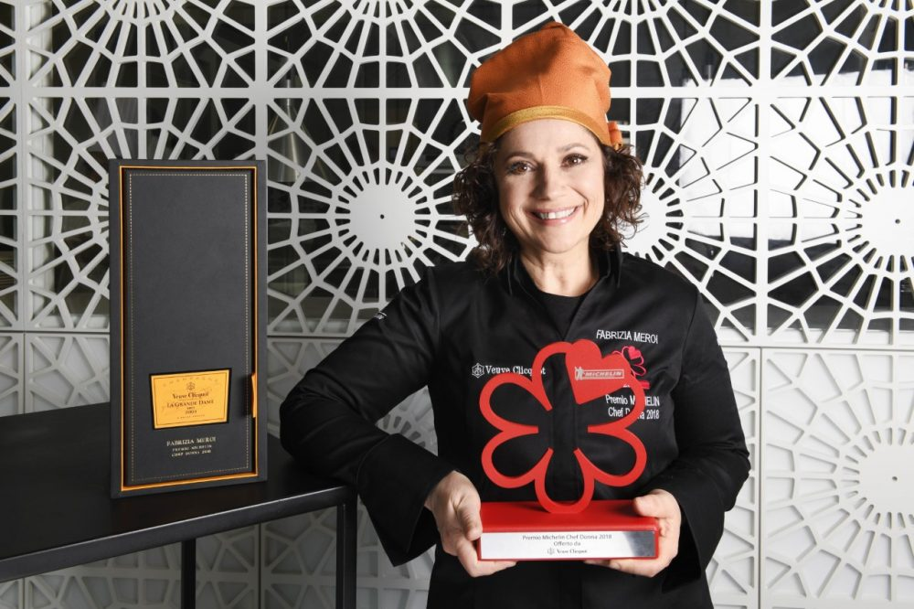 Fabrizia Meroi Chef Michelin Donna 2018