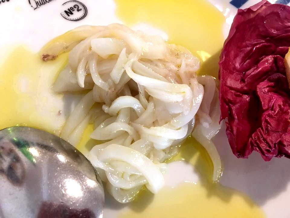 La Voce del Mare - Il Crudo di Calamaro