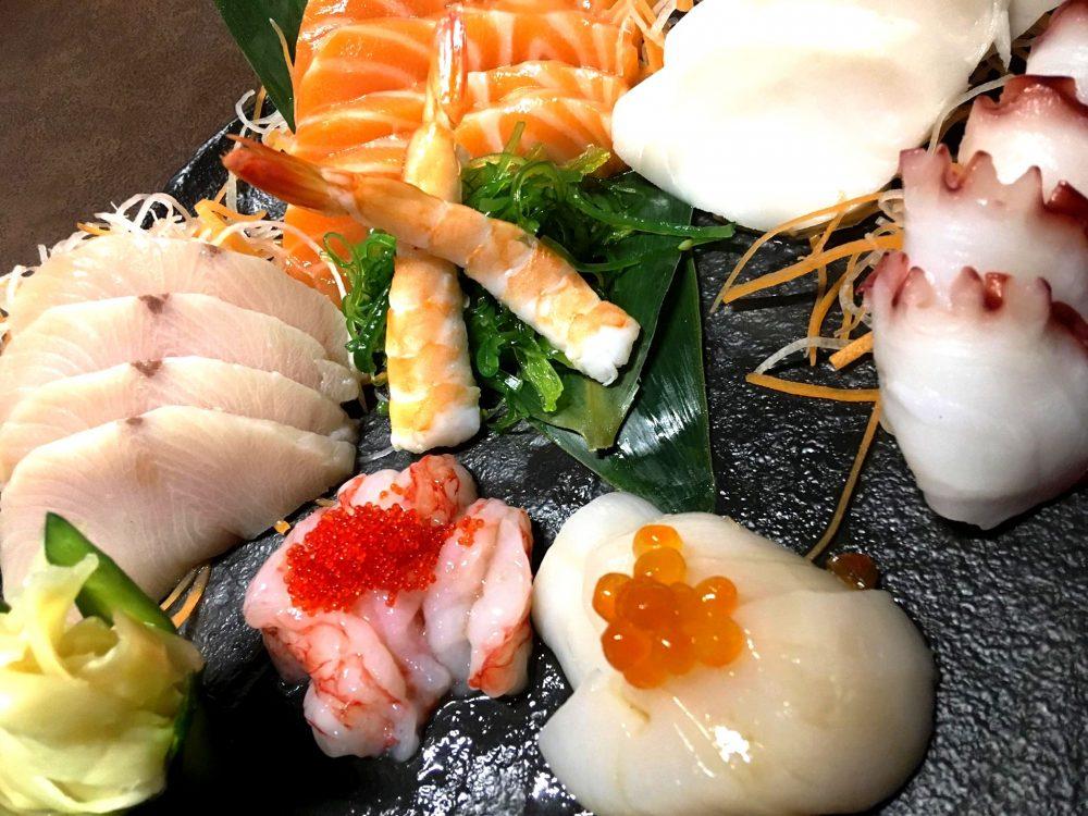 Sashimi Misto by Yaki Tender