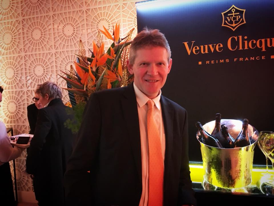 Dominique Demarville, Chef de Cave di Veuve Clicquot