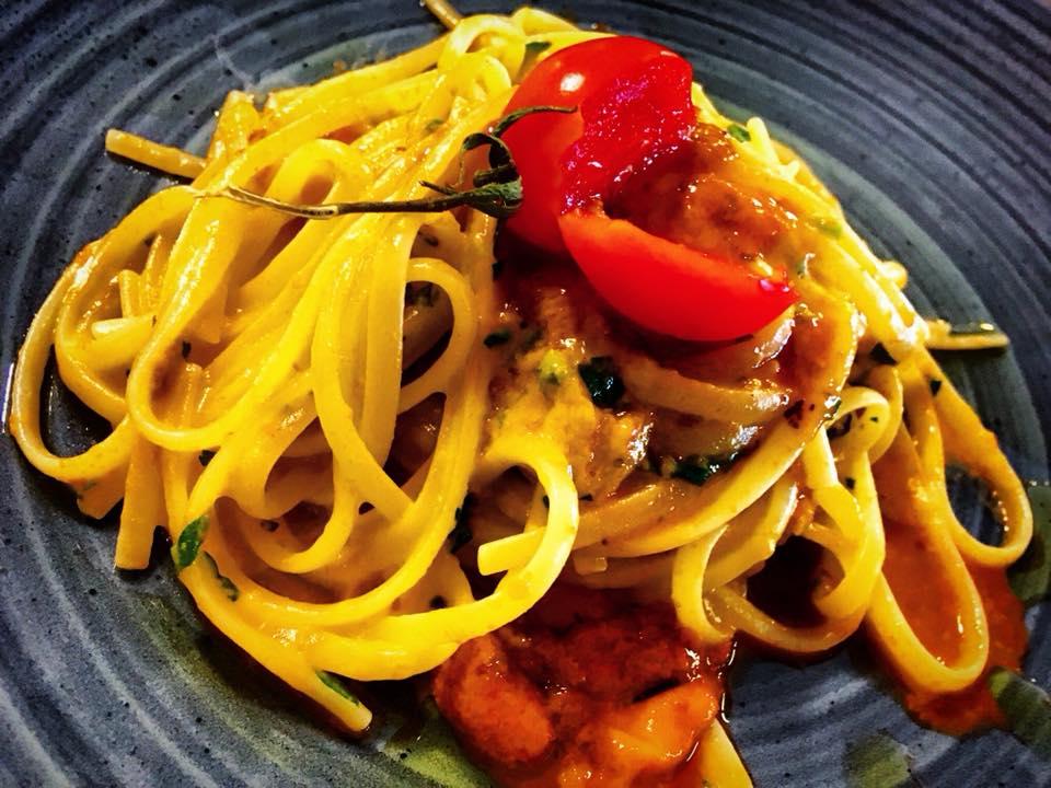 La Voce del Mare - Lo Spaghetto ai Ricci di Mare