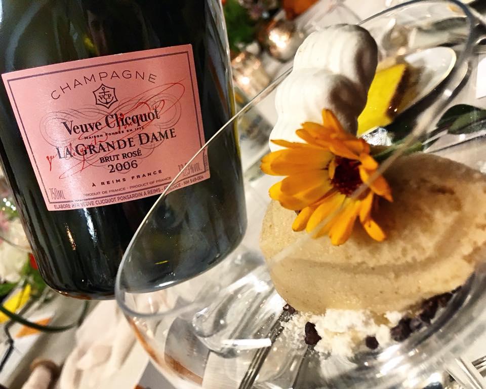 I Salotti del Patriarca - Il Pre-Dessert & La Grande Dame Rose'