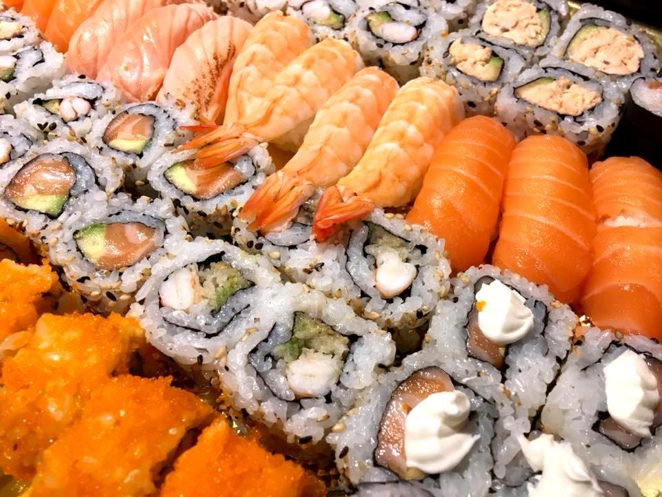 Il Sushi Di EbiSake