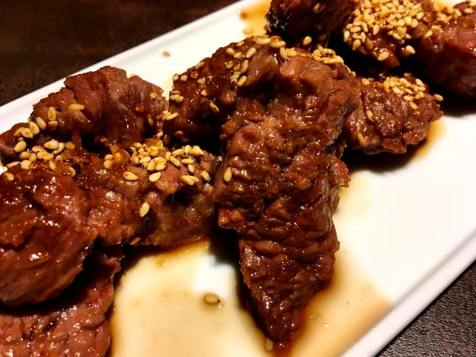 Yaki Tender, Beef Shogayaki