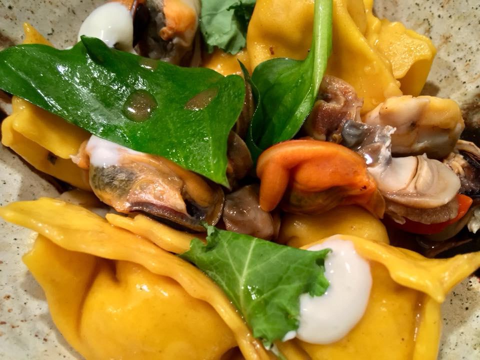 Pigneto 1870 - Plin di Pollo, Cozze & Frutti di Mare