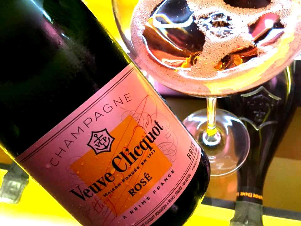 Auguri. Il 200esimo Anniversario di Veuve Clicquot Rose'