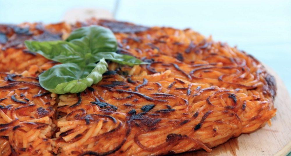 Frittata di pasta alla napoletana, dal web