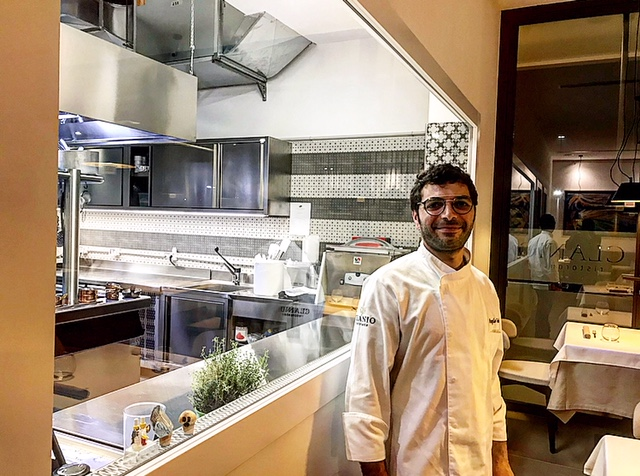 Il Clanio - Chef Angelo Fabozzi
