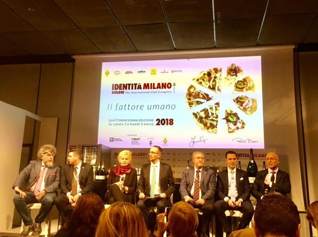 Il fattore umano al servizio della sala ad Identita' Milano 2018