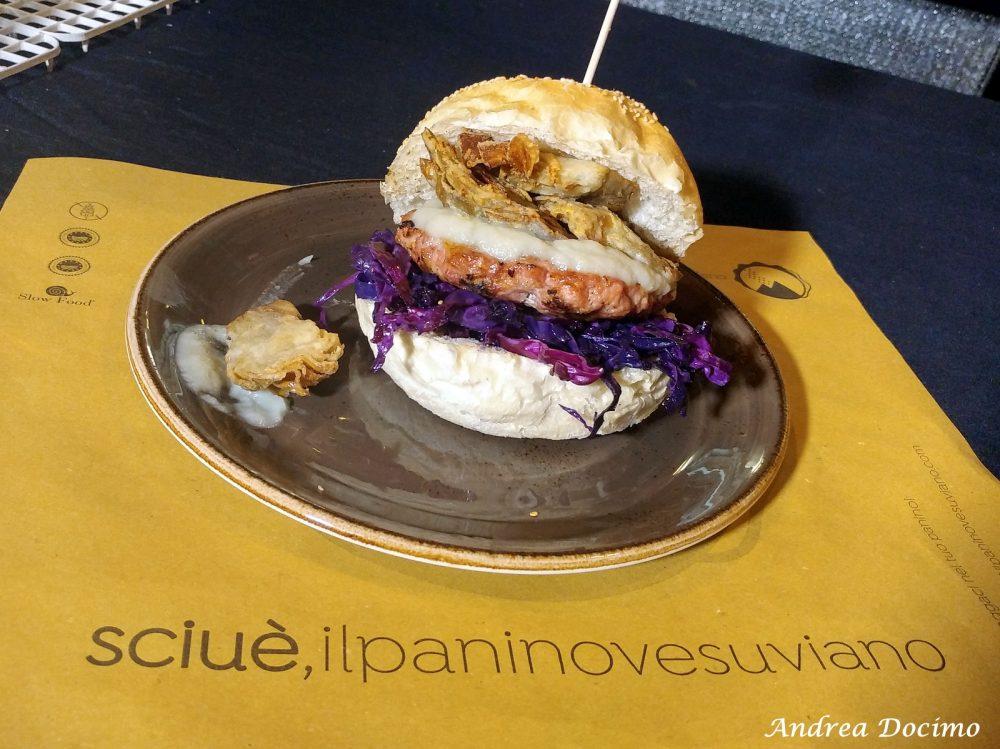 Il panino King Star di Alfonso Caputo