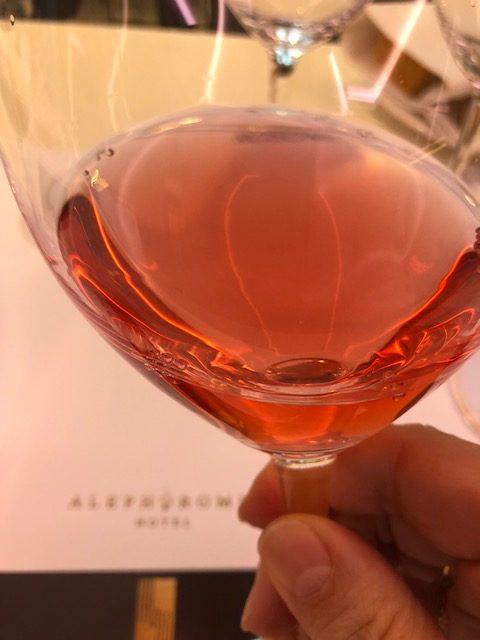 Il rosa carico di Faragola IGT Puglia