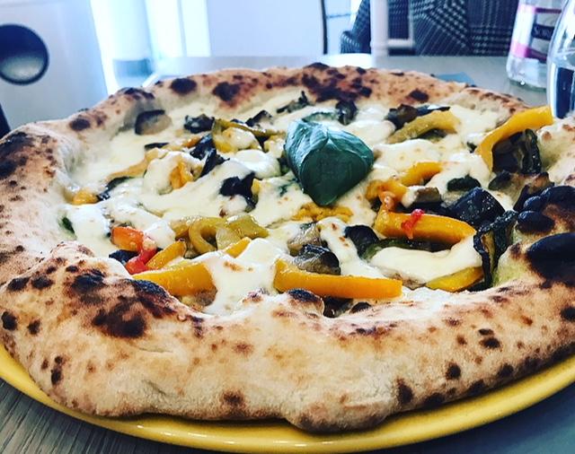La vita e' bella - Pizza Ortolana
