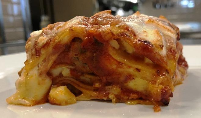 Le Follie di Romualdo - lasagna