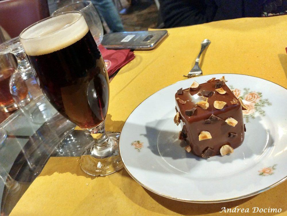 Luppolo Station a Roma. Il terzo abbinamento dolce-birra