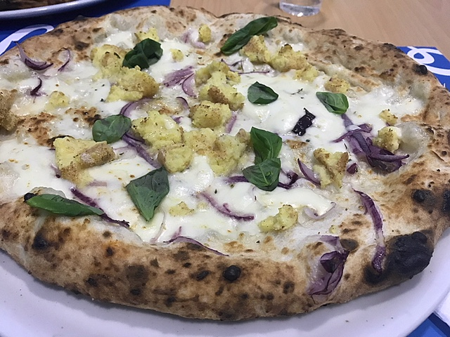 Nello Pizzeria - Pizza Tropeana