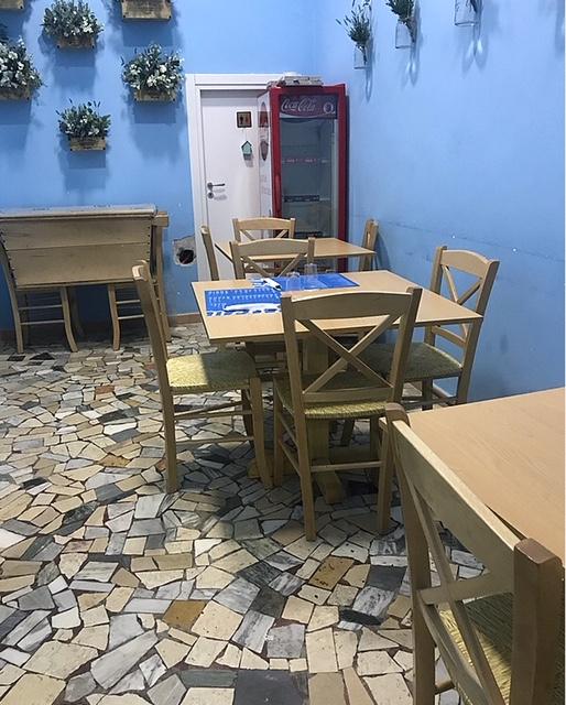 Nello Pizzeria - Sala
