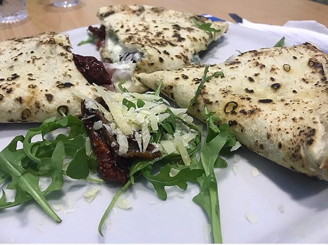 Nello Pizzeria - Schiacciata gustosa