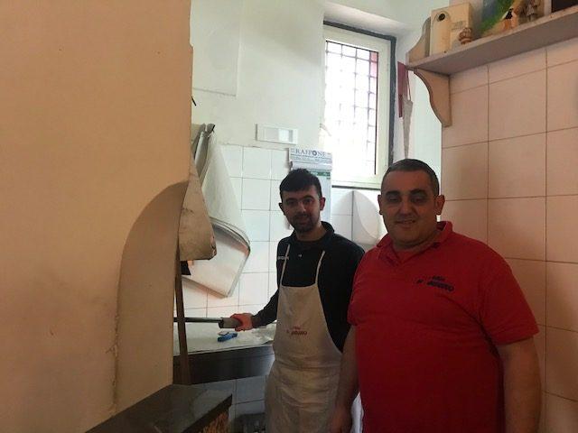 O' Masto, Giancarlo e Gerardo