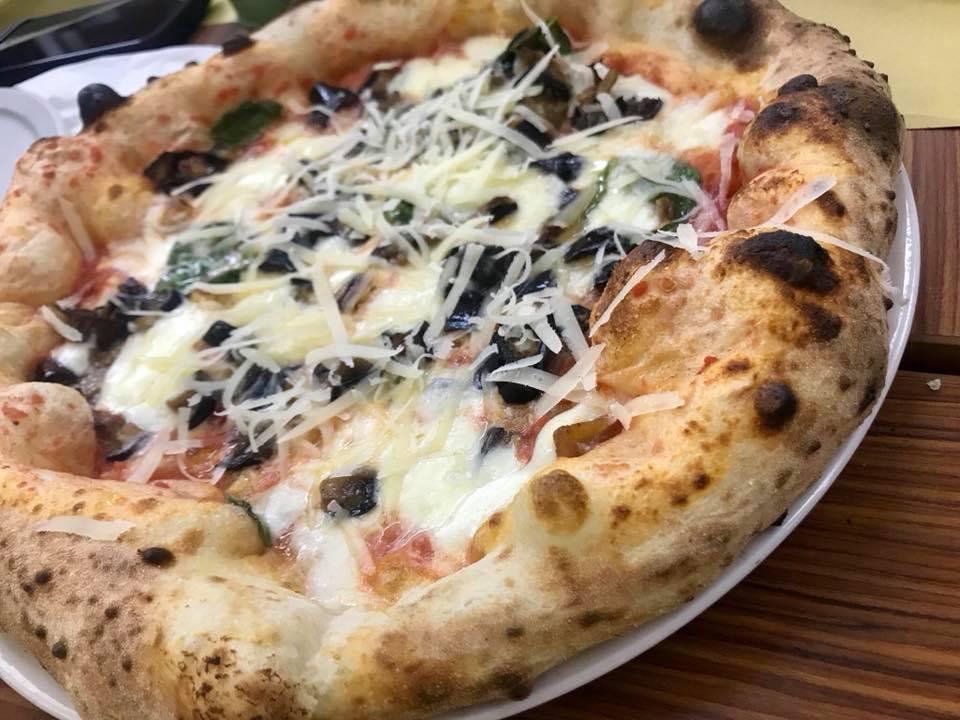 Pizzeria Antonio e Gigi Sorbillo, la parmigiana