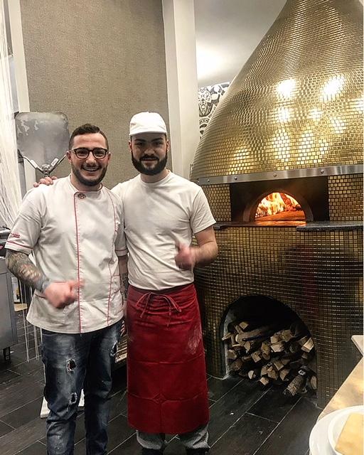 Pizzeria Bocadillo 2.0 - Gianni Ostretico e Ciro Esattore