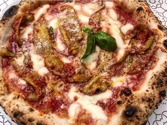 Pizzeria Bocadillo 2.0 - Pizza Parmigiana