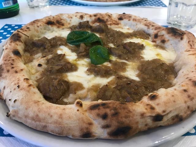 Pizzeria Nannine' - Pizza Genovese
