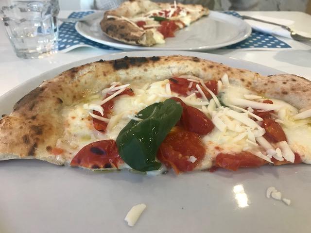 Pizzeria Nannine' - Pizza Piennolo
