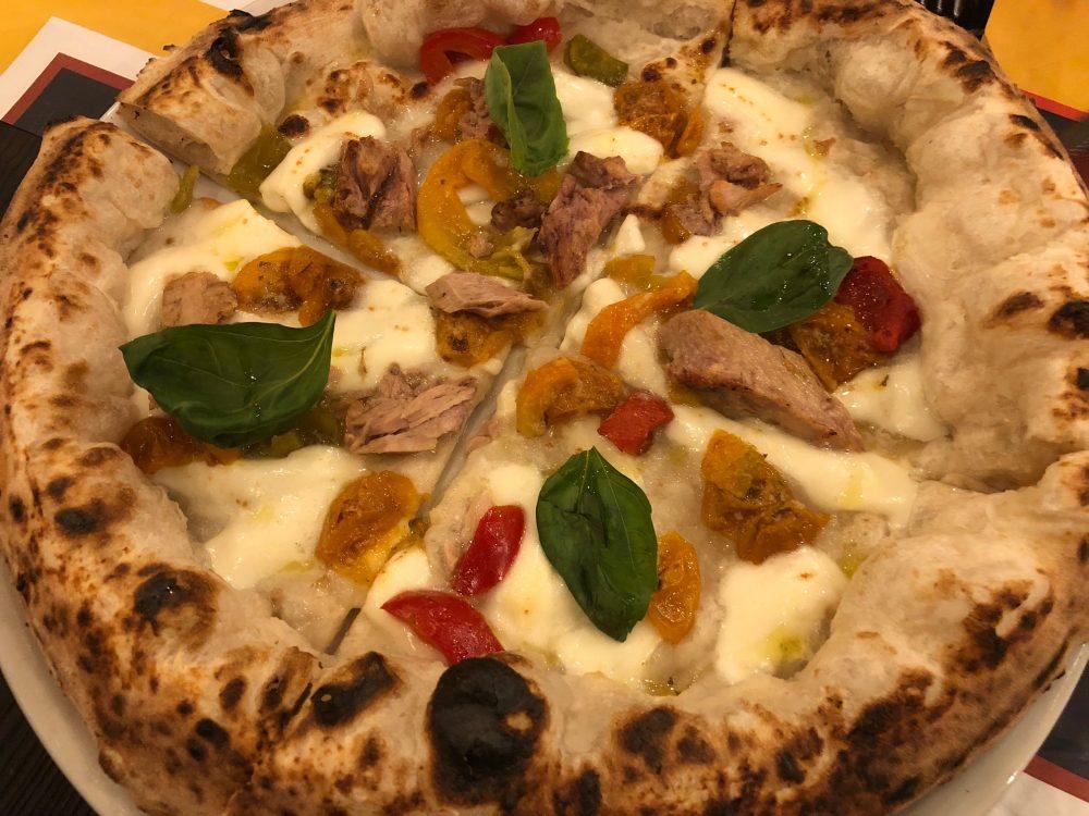 Pizzeria P, Lissone, P10