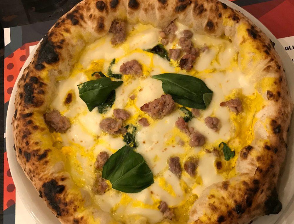 Pizzeria P, Lissone, P11