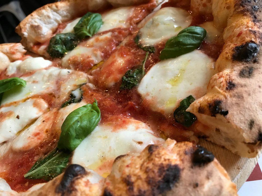 Pizzeria P, Lissone, P2, dettaglio