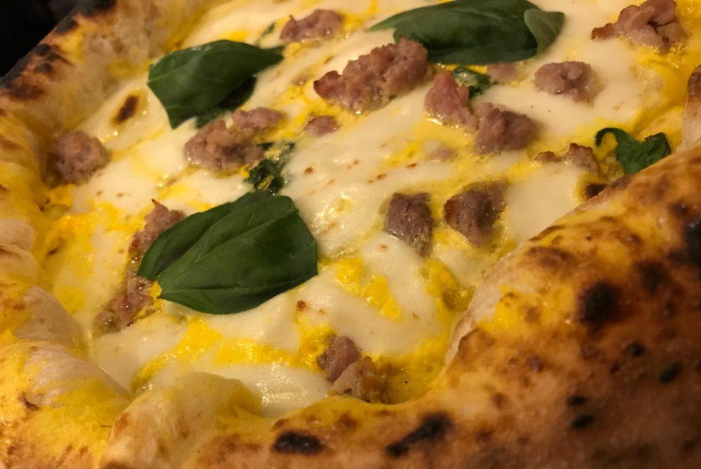 Pizzeria P, Lissone, dettaglio P11