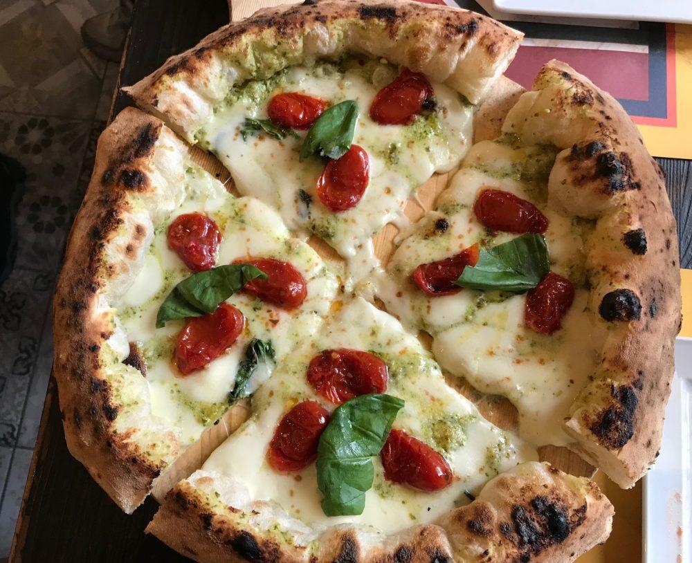 Pizzeria P, Lissone, la Daniele Ferrara