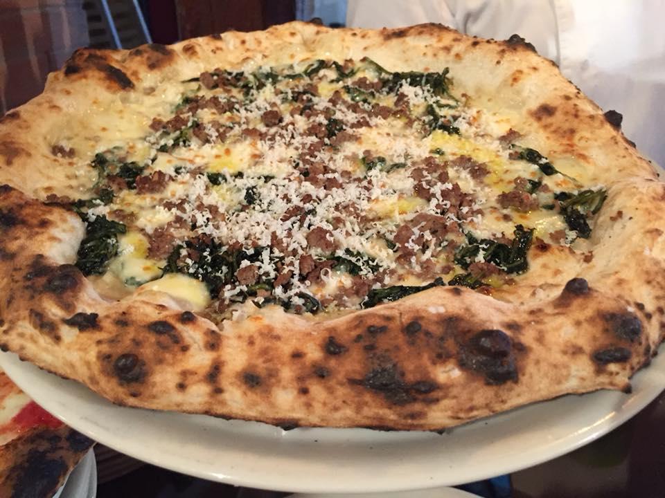 Pizzeria Pupillo, la pizza Sagra