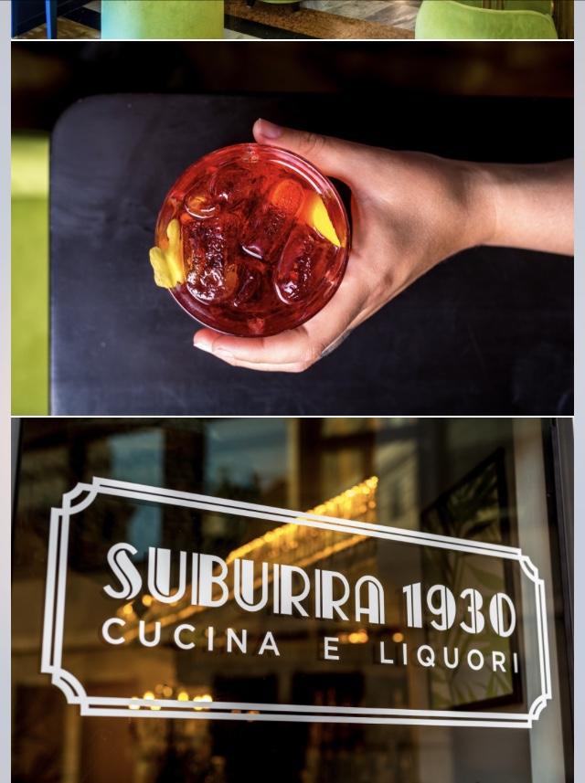 Suburra 1930 - Cocktail e cucina la filosofia del locale