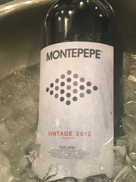 Vintage di Montepepe 2012