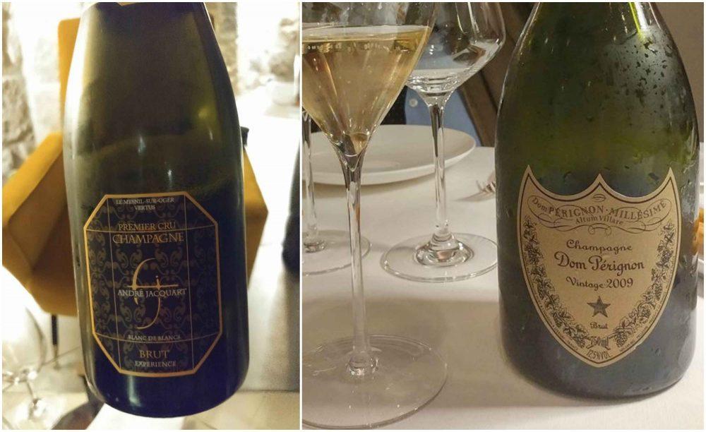 La Torre del Saracino- champagne