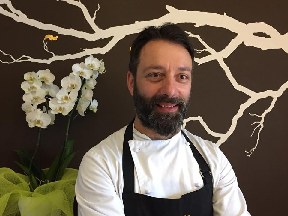 Locanda Severino, lo chef Giuseppe Misuriello