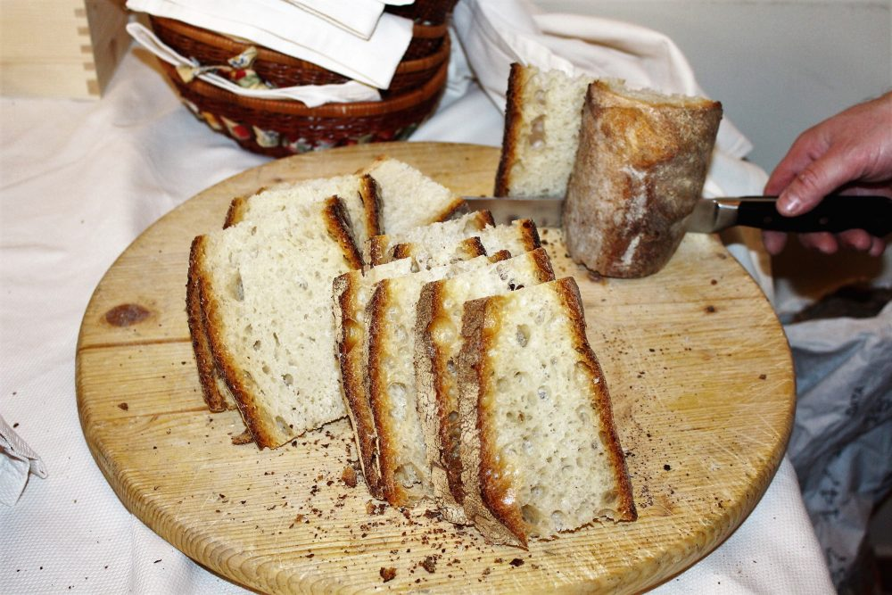 Masseria Mastrangelo il pane