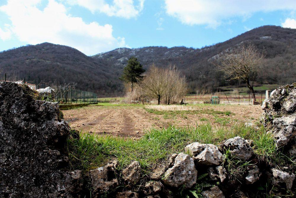 La Signora di Conca Casale – gli orti a vista