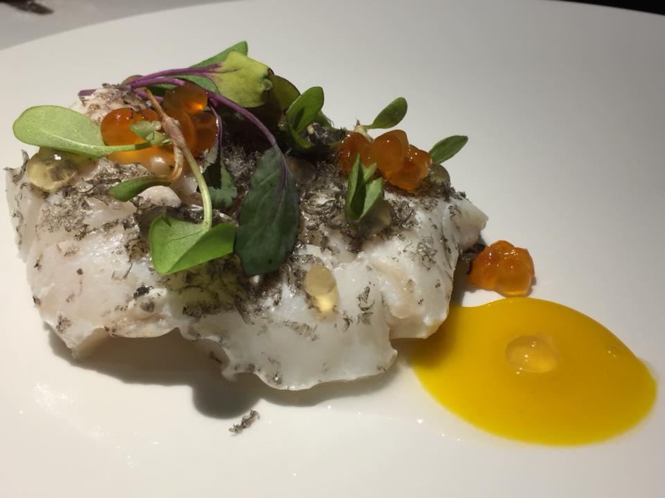 Retrobottega, Merluzzo e uova
